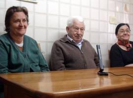 Daniela, Lourdes eta Anastasio